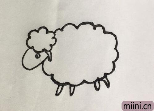 小绵羊简笔画01.jpg