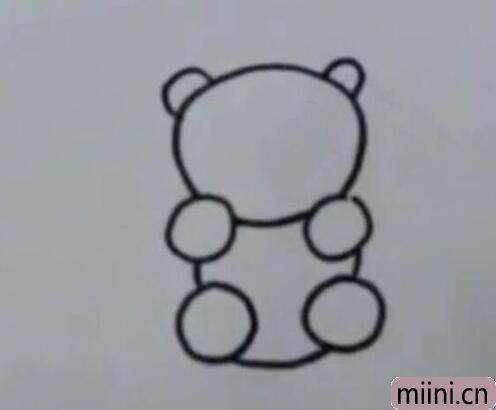 大熊猫简笔画05.jpg