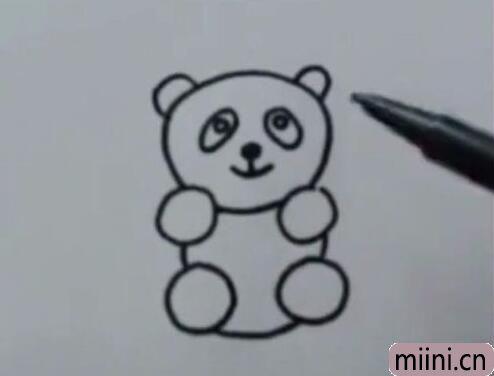 大熊猫简笔画06.jpg