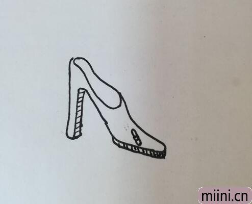 高跟鞋简笔画06.jpg