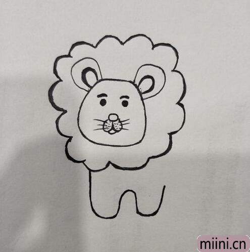 简笔画小狮子06.jpg