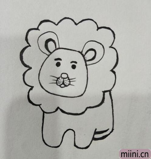 简笔画小狮子07.jpg