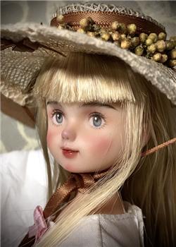 Licca丽佳娃娃,江铭妆师改妆