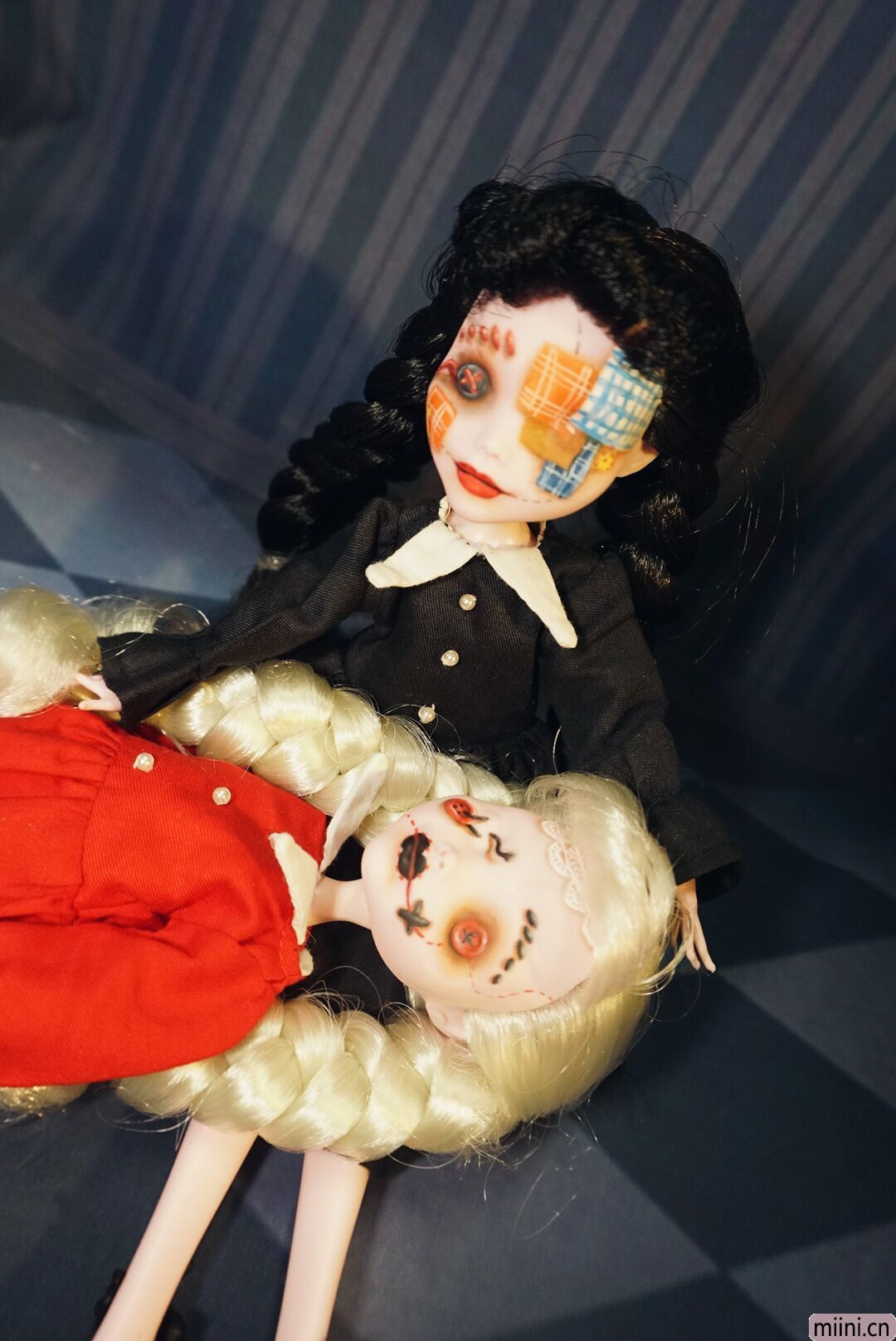 97改妆玩偶娃娃