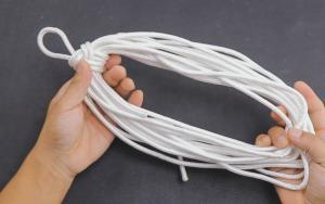 绳子太长太乱如何收纳?整理的绳子整齐又美观