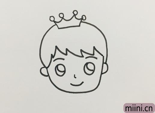 王子的画法简单又漂亮