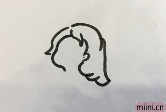 女人怎么画