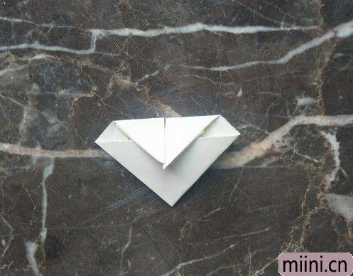 爱心折法16