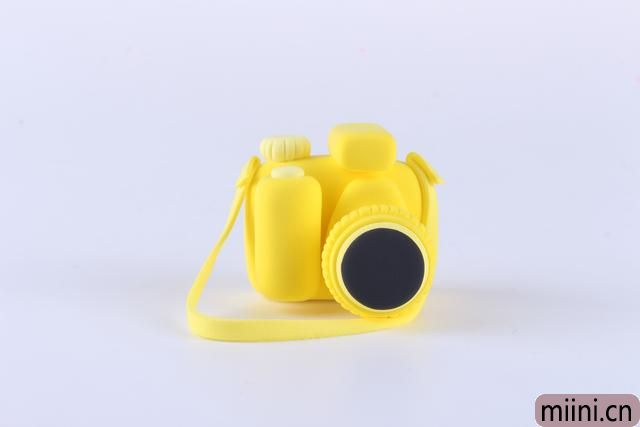 小相机的超轻粘土制作步骤教程