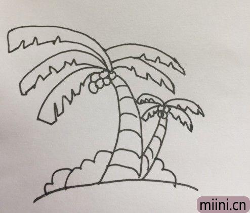 椰子树01