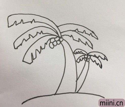 椰子树07