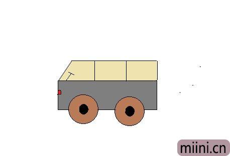 面包车01