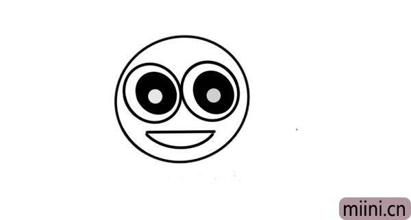 卡通蚂蚁简笔画