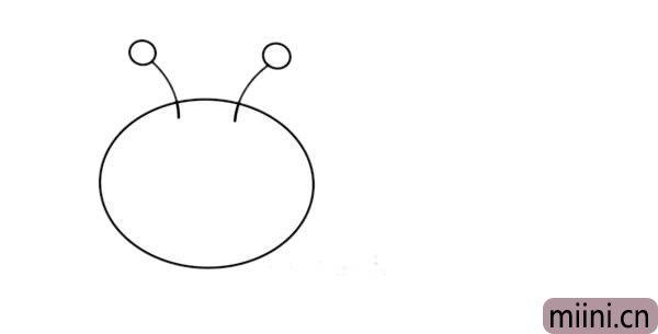卡通蜗牛简笔<a href=http://www.miini.cn/hhds/ target=_blank class=infotextkey>画</a>