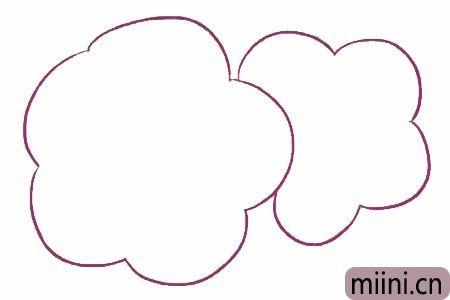 喇叭花简笔<a href=http://www.miini.cn/hhds/ target=_blank class=infotextkey>画</a>