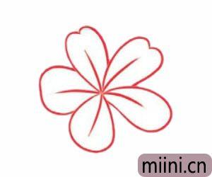 荼蘼花简笔<a href=http://www.miini.cn/hhds/ target=_blank class=infotextkey>画</a>