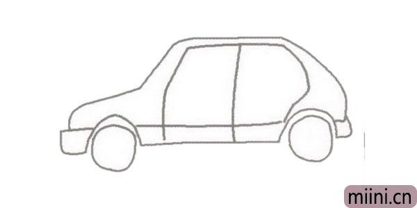 出租车简笔<a href=http://www.miini.cn/hhds/ target=_blank class=infotextkey>画</a>